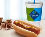 Get a Nathan's Hot Dog + Drink for Just $1 at Sam's Club through 8/26