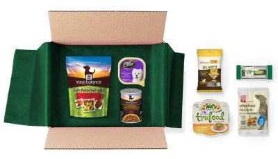 Amazon: Buy a Dog Food Sample Box for $10, Get $10 Amazon Credit