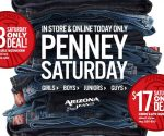 JCPenney: Kids' Jeans for $8/Pair Both In-Store and Online – Today Only