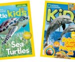 National Geographic Kids or Little Kids Magazine Subscription from $8/Year