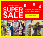 DiscountMags End of Summer Sale: Reader's Digest, Entertainment Weekly, Cooking Light + More