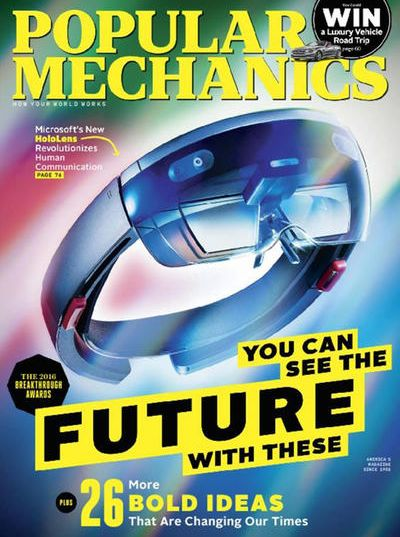 Popular Mechanics Subscription >> Popular Mechanics Magazine Subscription 8 Year