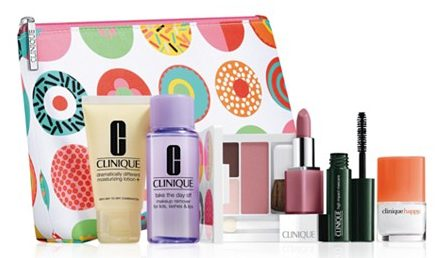 Free 7-Piece Clinique Gift with Purchase at Macy's