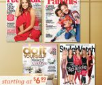 Zulily: Huge Sale on Rare Magazine Subscriptions (Starting at $4/Year)