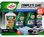 Get 2 Turtle Wax 5-Piece Complete Care Kits for $16 ($8 Each) + Free Store Pickup from Walmart