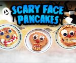 IHOP: Free Scary Face Pancake for Kids on Halloween