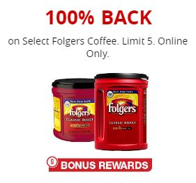 Get 100% Back When You Buy Folgers Coffee at Office Depot/OfficeMax