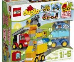 LEGO Duplo My First Cars and Trucks 36-Piece Set from $12 + Free Shipping Options
