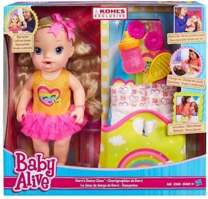 Kohl S Baby Alive Doll For 21 Reg 50