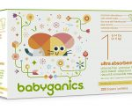 Babyganics Diapers (Chlorine- and Fragrance-Free) from 13Ã' ¢ Shipped for Amazon Family Members