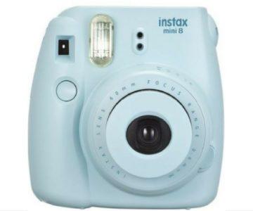 Fuji Instax 8 Polaroid Camera $50 Shipped (Best price this season!!)
