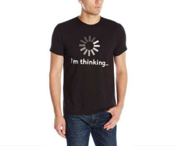 Men's Humorous T-Shirts $7.50 from Amazon (They're Hanes too!)