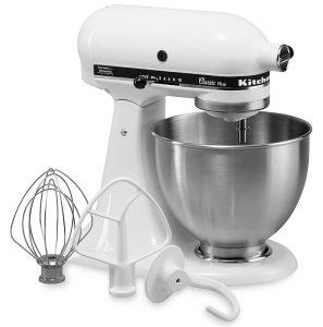 Kitchenaid Clic Plus 4 5 Qt Stand Mixer