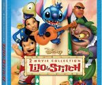 Lilo & Stitch 2-Movie Collection (Blu-ray/DVD Combo) for $9