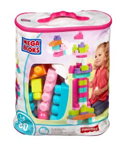 Mega Bloks First Builders 80-Piece Set for $10 from Amazon (lowest price all year!)