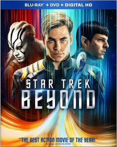 Amazon: Star Trek Beyond Blu-ray / DVD / Digital Combo Pack for $14