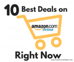 10 Best Deals on Amazon Right Now