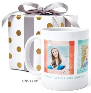 Tiny Prints: Free Photo Mug Today Only – Just Pay Shipping