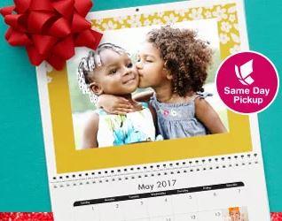 Walgreens: BOGO Wall Calendars ($10 Each) + Free Same Day Pickup