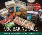 Lunds & Byerlys 99Ã' ¢ Baking Sale (With Additional $10 Purchase) – Ends 12/7