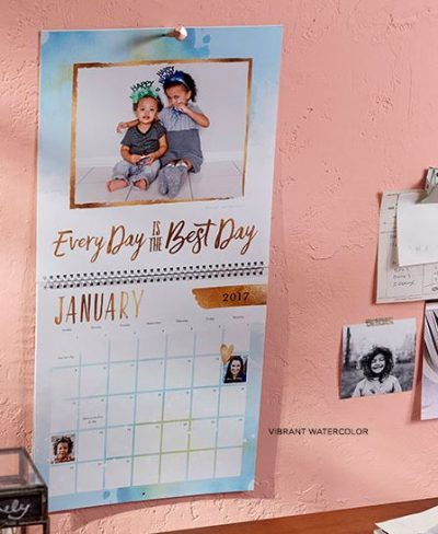 Shutterfly Free Wall Calendar Just Pay Shipping