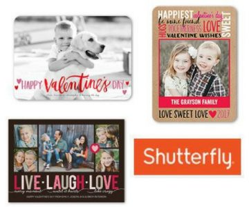 Shutterfly: 10 Free Personalized Cards – Just Pay Shipping (Exp. 2/1)