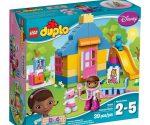 LEGO DUPLO DocMcStuffins Backyard Clinic Building Kit for $20