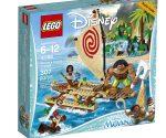 LEGO Disney Moana's Ocean Voyage Set for $28 (Reg. $40) from Amazon or Walmart.com