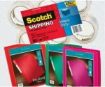 Office Depot/OfficeMax: Free Scotch Packing Tape + $0.01 Binders After Rewards