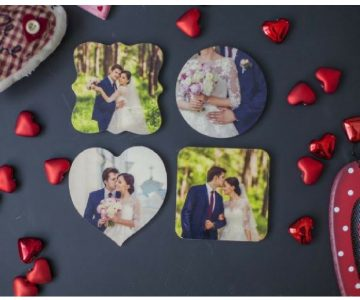 Cute Wooden Photo Magnets from $3.50 Each + Free Shipping
