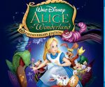 """""""Alice In Wonderland"""" Blu-ray / DVD for $10 at Amazon and BestBuy.com"""