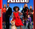 """Amazon: Get the New Version of """"Annie"""" on DVD for $4"""