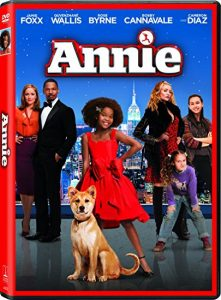 "Amazon: Get the New Version of ""Annie"" on DVD for $4"