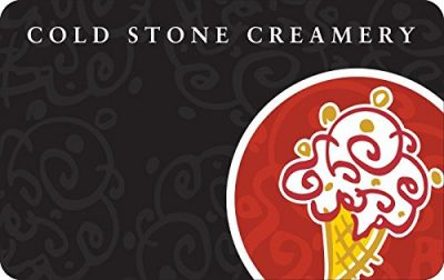 Get a $50 Gift Card to Cold Stone Creamery or Famous Footwear for $40