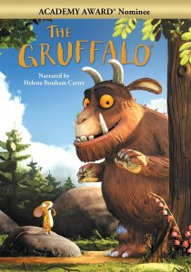 "Amazon: ""The Gruffalo"" and ""The Gruffalo's Child"" Cute Kids' DVDs $1.99 Each"