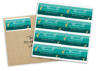 Get a Free Set of Address Labels from Shutterfly (+ $2.99 Shipping)