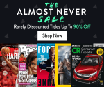 Rarely Discounted Magazine Titles on Sale This Weekend – Money, Cooking Light, Southern Living + More