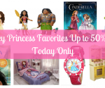 Amazon: Disney Princess Favorites Up to 50% Off – Today Only
