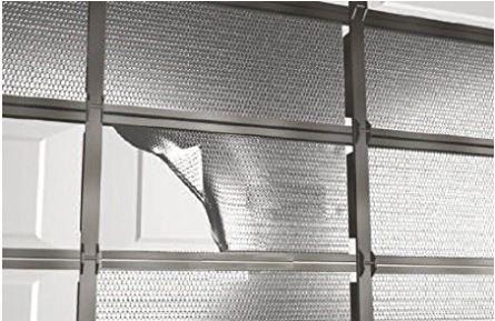Diy Garage Door Insulation Kit For 30