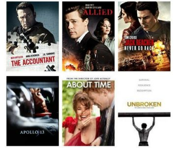 $4.99 HD Movie Downloads for Prime Members