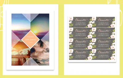 Get 4 Free 8×10 Art Prints (Reg. $24.99 Each) or 4 Free Sets of Address Labels – Today Only