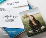 10 Free Graduation Announcements + $5 Shipping