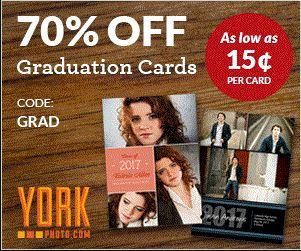 Custom Graduation Cards As Low As 21Ã' ¢ Each, Shipped