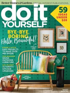 Do It Yourself Magazine Subscription $12/Year