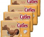 Get 200 Cuties Size 1 Baby Diapers for $9.50 Shipped (5Ã' ¢/Diaper)