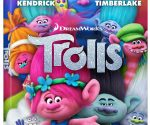 """Trolls"" Blu-ray / DVD / Digital Combo Pack for $13 at Amazon (Prime Members) and BestBuy.com"