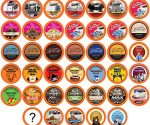 Amazon: Two Rivers Mega Coffee K-Cup 40-Count Variety Pack for $15 (or Less) + Free Shipping