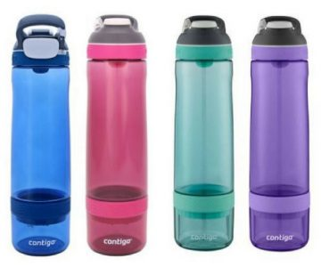 ad0be77efb Contigo Autoseal Water Bottle 2 Pack With Infuser $10 + Free Shipping