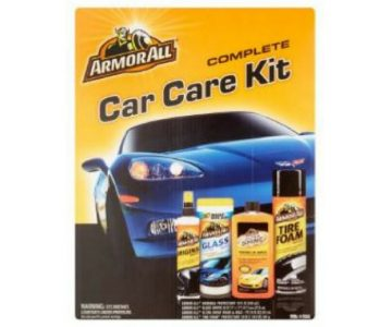 Armor All Complete Car Care Kit 2-Pack for $20 + Free Store Pickup from Walmart