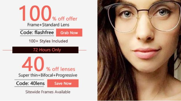 353f5606b7 Who doesn t love free eyeglasses ! Whether you re new to Firmoo or a  returning customer